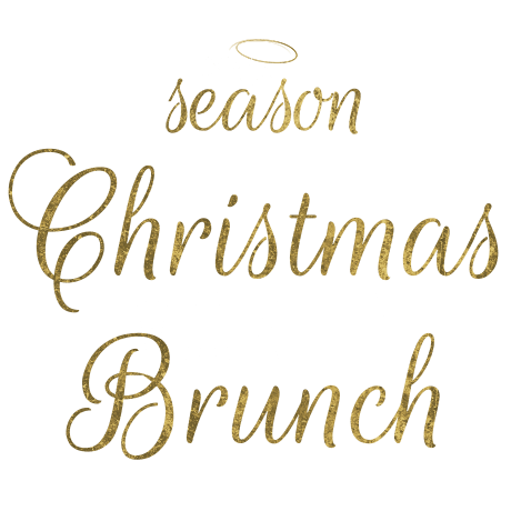 'tis the season to brunch.