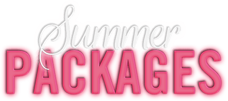 heading: Summer Packages.