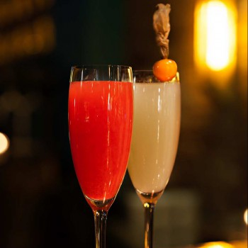 Bellini- Peach or Raspberry