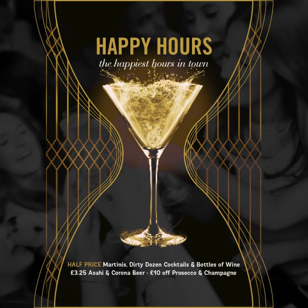 Happy hour featured image