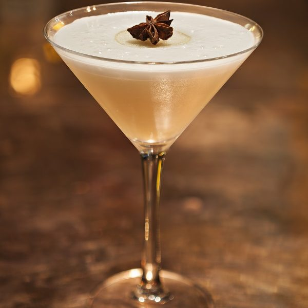 Chai Pear Martini