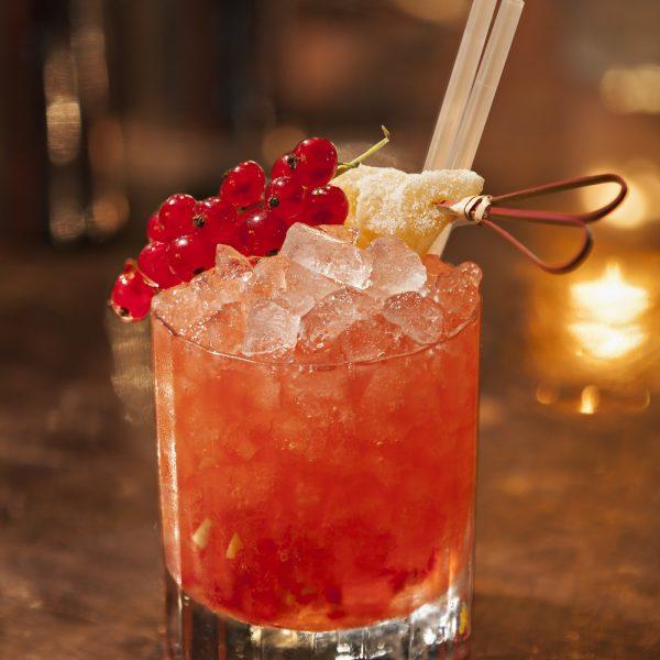 Raspberry & Ginger Smash