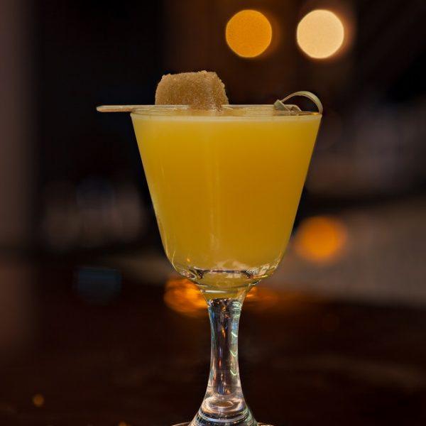 Ginger Elixir