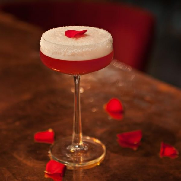 Valentine's Cocktail featured image