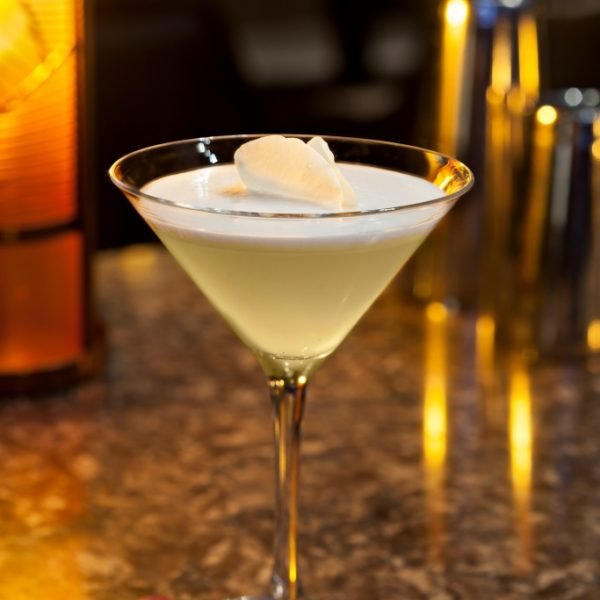 White Grape & Rose Martini
