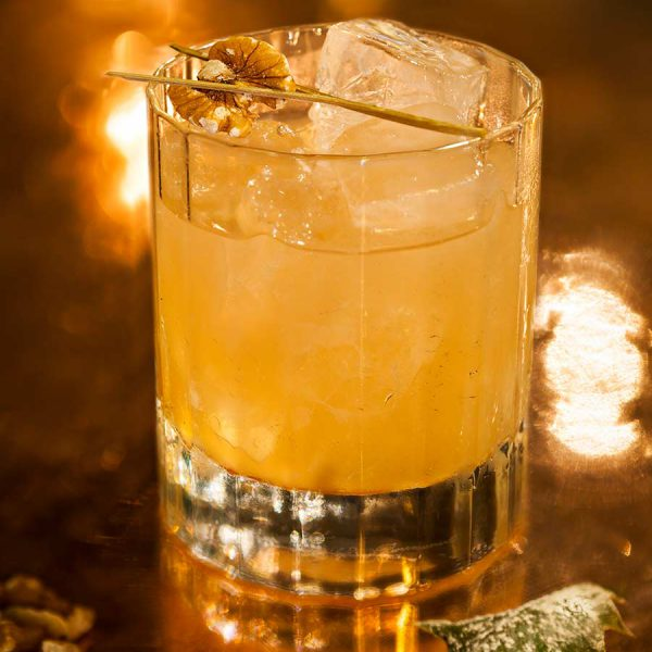 Quince & Walnut Old Fashioned
