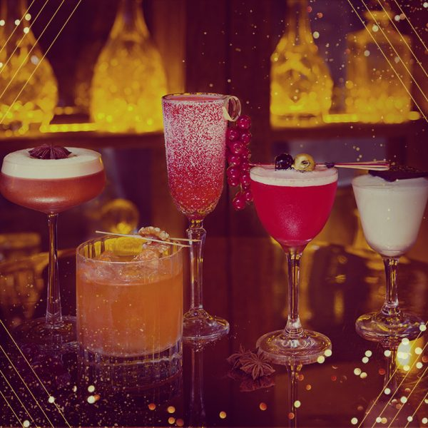 Christmas Cocktails 2017 featured image