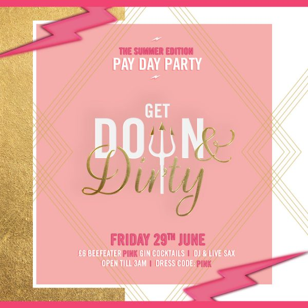 June Pay Day Party featured image