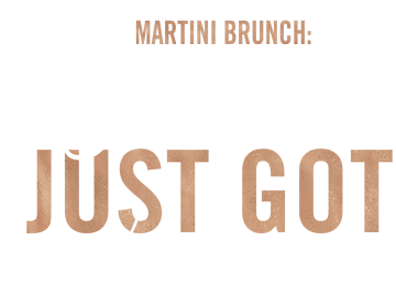 Bottomless Brunch at Dirty Martini Bishopsgate