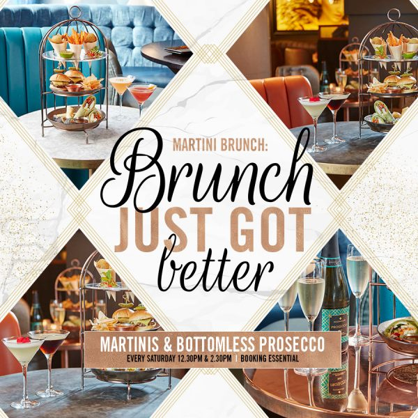 Martini Brunch featured image