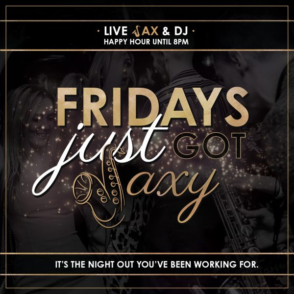 Friday Night Sax featured image
