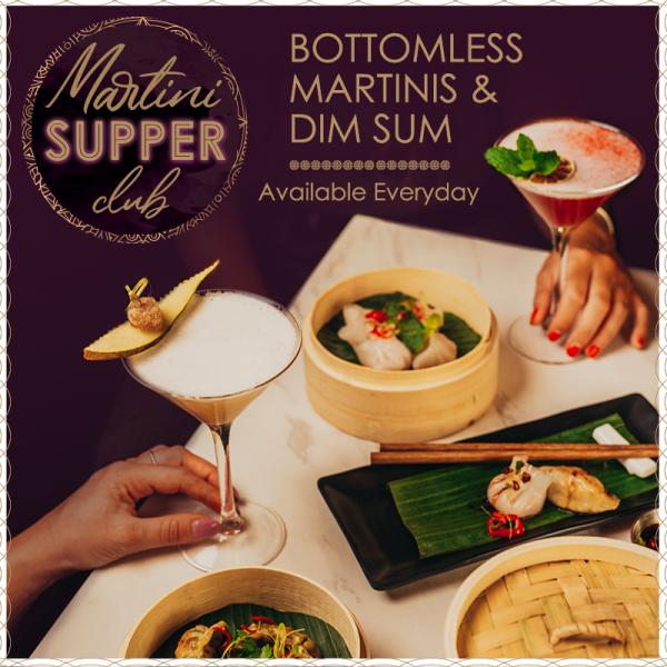 Martini Supper Club featured image